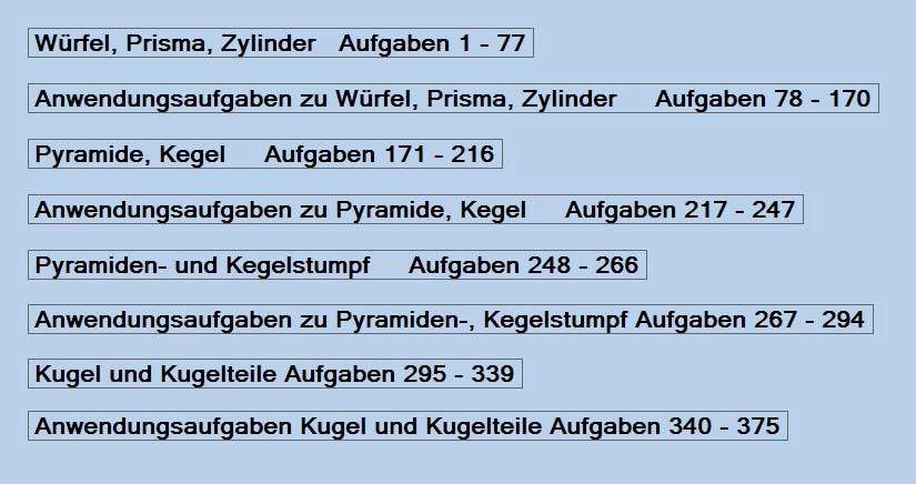 Ungewöhnlich Volumen Von Prismen Und Zylindern Arbeitsblatt ...